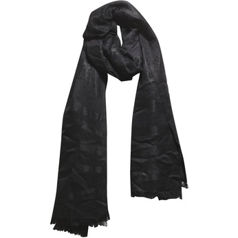 Damski szal bata, czarny, 909-6186 - 13