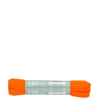 Kolorowe sznurówki bata, pomarańczowy, 999-3266 - 13