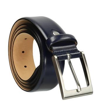 Męski pasek bata, niebieski, 954-9819 - 13