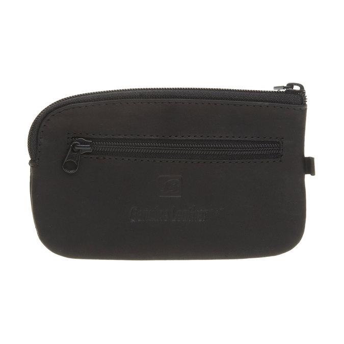 Skórzany portfel bata, czarny, 944-6161 - 26