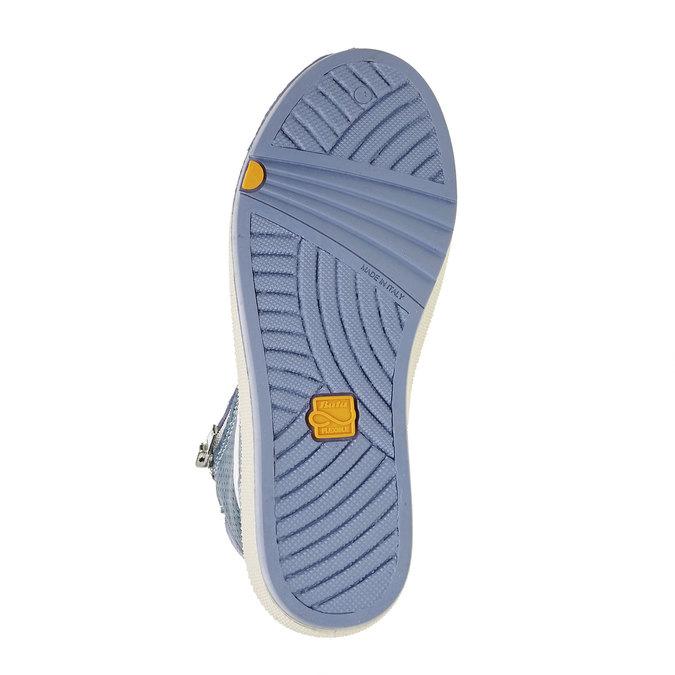 Dziecięce buty sportowe do kostki flexible, niebieski, 311-9194 - 26
