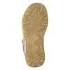 Dziecięce skórzane sandały weinbrenner-junior, czerwony, 366-5170 - 26