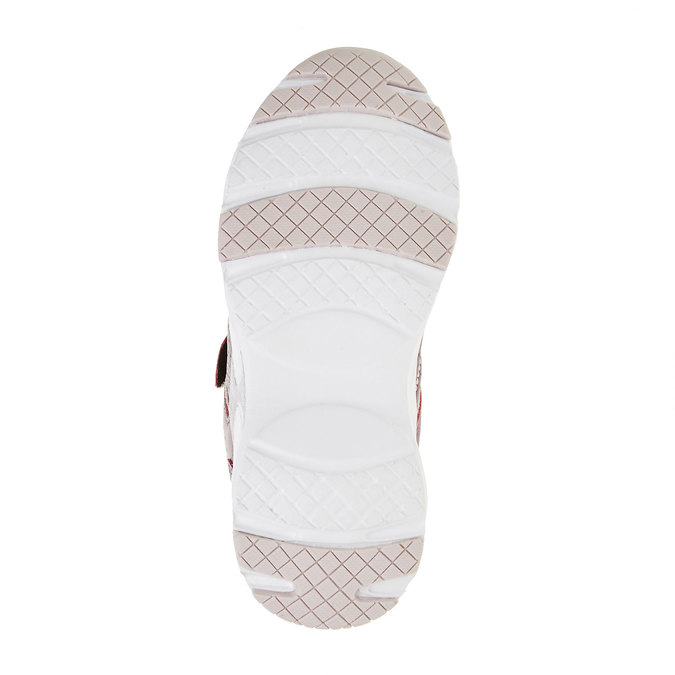 Dziewczęce buty sportowe mini-b, fioletowy, 321-9185 - 26