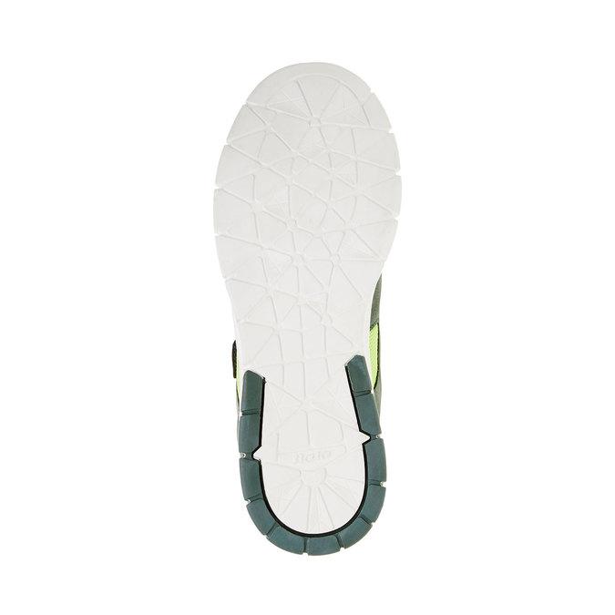 Dziecięce buty sportowe mini-b, zielony, 311-7192 - 26