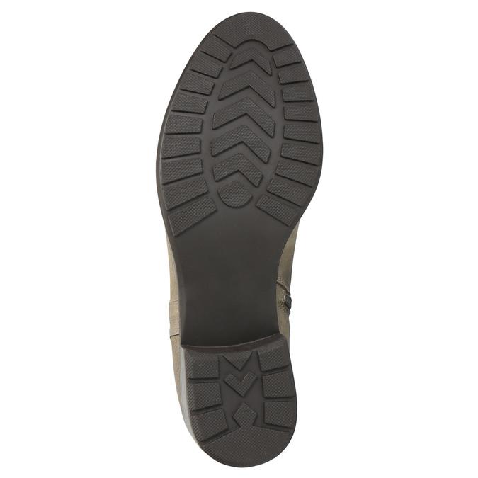 Botki damskie bata, brązowy, 596-2603 - 26
