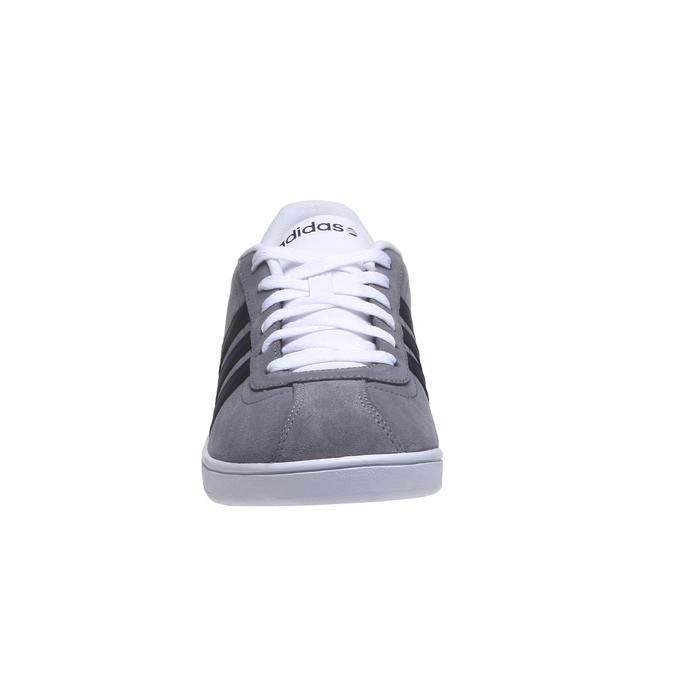 Męskie buty spacerowe adidas, szary, 803-2122 - 16