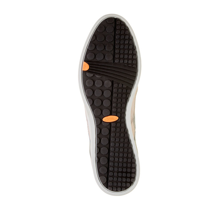 Męskie buty sportowe w codziennym stylu flexible, szary, 826-2638 - 26