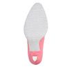 Różowe czółenka w sportowym fasonie bata, różowy, 726-5630 - 26
