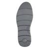Męskie skórzane buty sportowe, brązowy, 843-4632 - 26