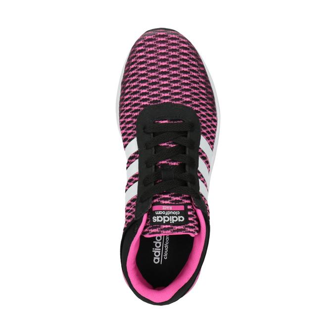 Damskie buty sportowe adidas, różowy, 509-5822 - 19