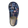 Domowe buty dziecięce bata, niebieski, 279-9104 - 19