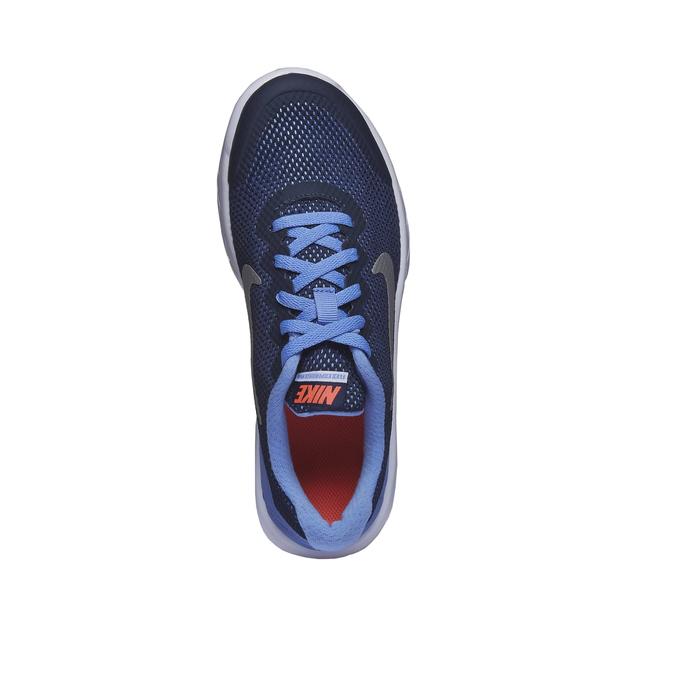 Sportowe trampki dziecięce nike, niebieski, 409-9118 - 19