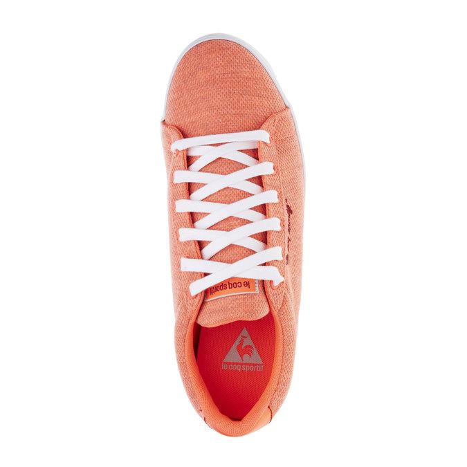 Damskie buty sportowe le-coq-sportif, pomarańczowy, 509-5770 - 19