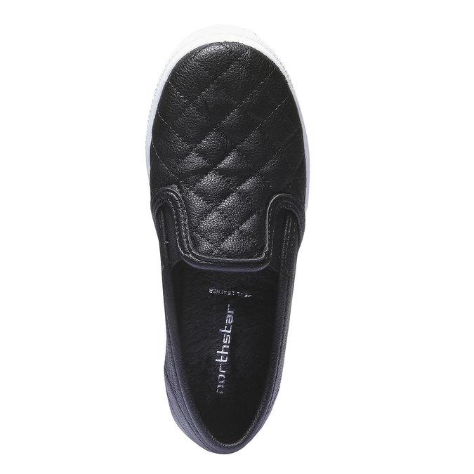 Buty dziecięce north-star-junior, czarny, 321-6130 - 19