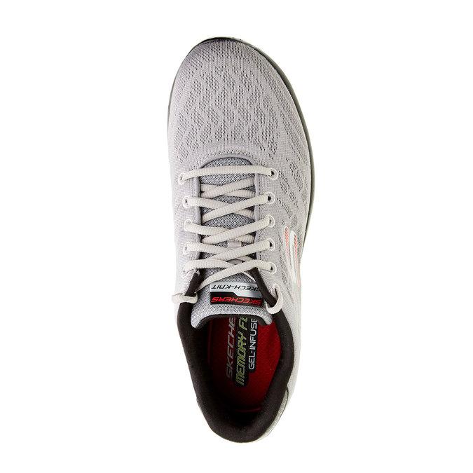 Męskie buty sportowe skecher, szary, 809-2979 - 19