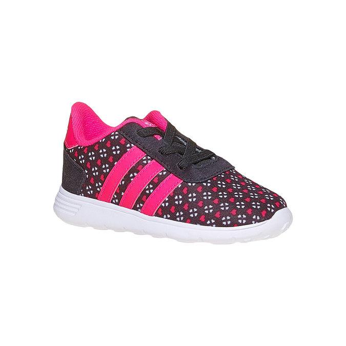 Dziewczęce buty sportowe adidas, czarny, 109-6141 - 13