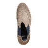 Zamszowe buty Chelsea bata, brązowy, 893-2373 - 19