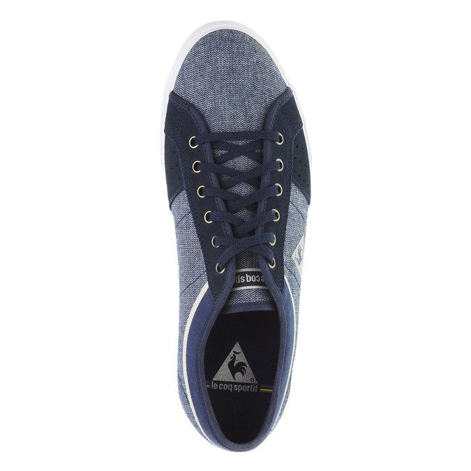 Męskie buty sportowe na co dzień le-coq-sportif, niebieski, 889-9146 - 19