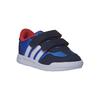 Buty dziecięce adidas, niebieski, 109-9168 - 13