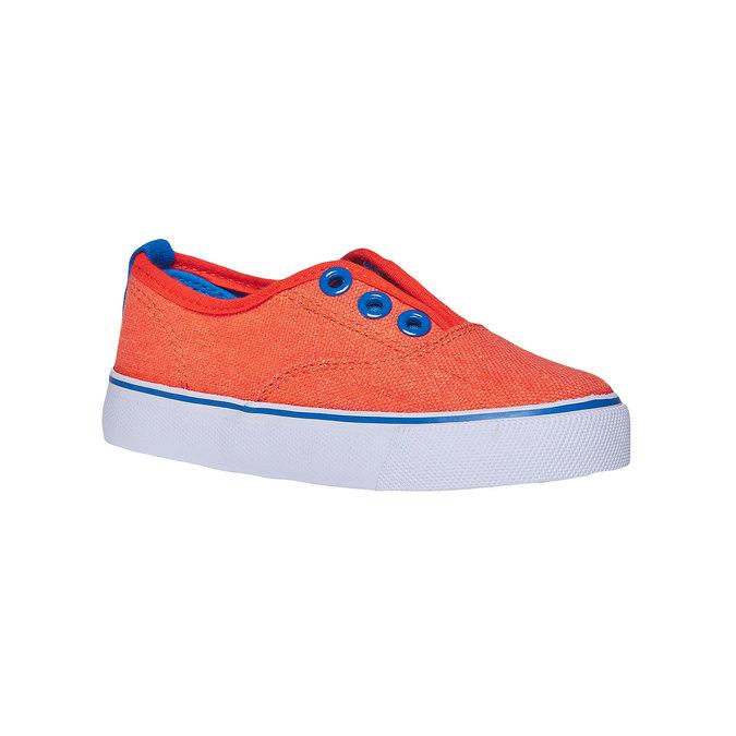 Dziecięce buty Slip on mini-b, pomarańczowy, 219-4150 - 13