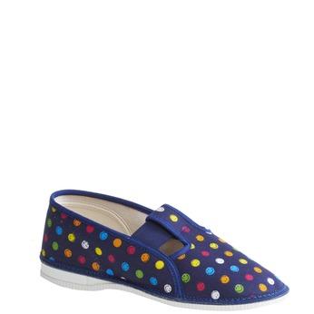 Dziecięce pantofle bata, czerwony, 379-5012 - 13