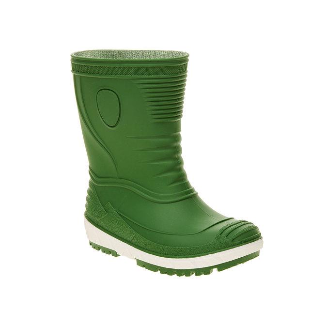 Kalosze dziecięce mini-b, zielony, 392-7101 - 13
