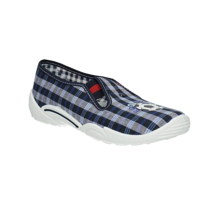 Dziecięce buty na zmianę mini-b, niebieski, 379-2212 - 13
