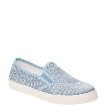 Dziecięce buty Slip on north-star-junior, niebieski, 321-9186 - 13
