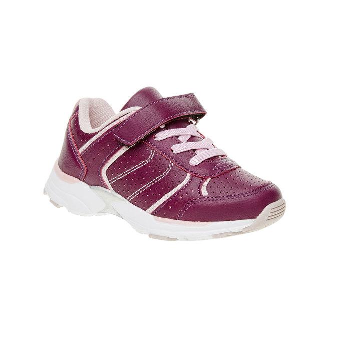 Dziewczęce buty sportowe mini-b, fioletowy, 321-9185 - 13