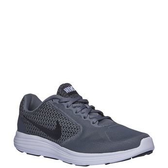Męskie buty sportowe nike, szary, 809-2220 - 13