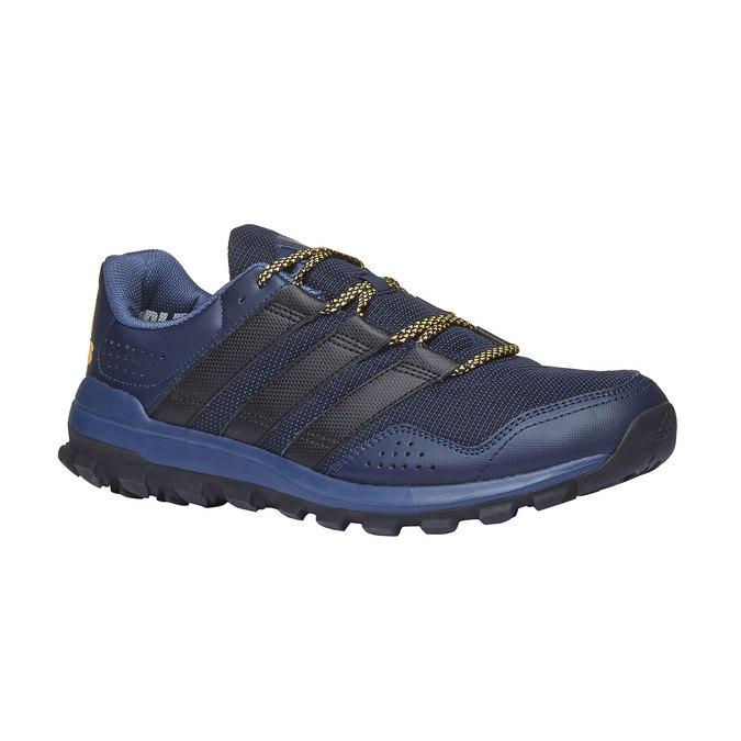 Męskie buty sportowe adidas, niebieski, 809-9111 - 13