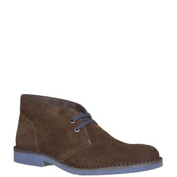 Buty do kostki w stylu Chukka bata, brązowy, 893-4275 - 13