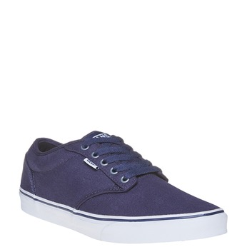 Klasyczne obuwie sportowe vans, fioletowy, 889-9160 - 13