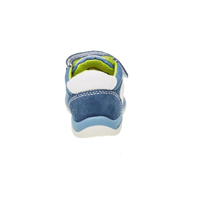 Dziecięce buty sportowe na rzepy primigi, niebieski, 119-9141 - 17