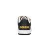 Trampki dziecięce na rzepy adidas, czarny, 301-6167 - 17
