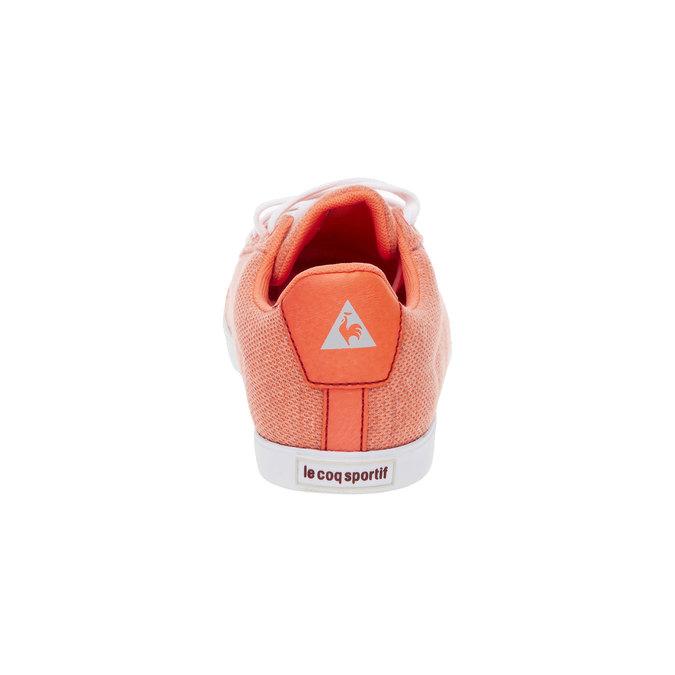 Damskie buty sportowe le-coq-sportif, pomarańczowy, 509-5770 - 17