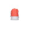 Damskie buty w sportowym stylu nike, pomarańczowy, 509-5457 - 17