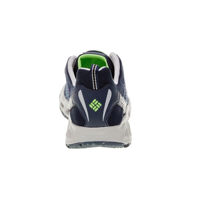 Męskie buty sportowe columbia, niebieski, 849-9027 - 17