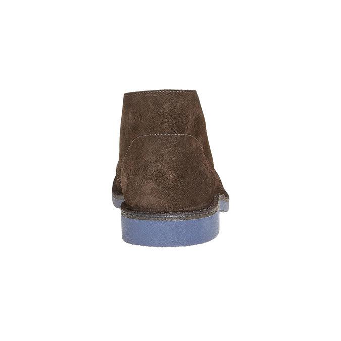 Buty do kostki w stylu Chukka bata, brązowy, 893-4275 - 17