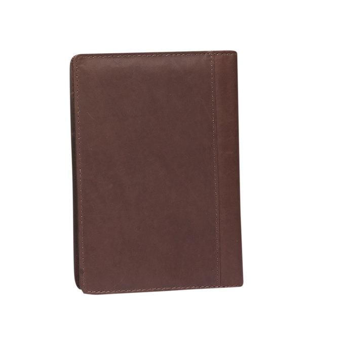 Skórzane etui na karty bata, brązowy, 944-4159 - 26