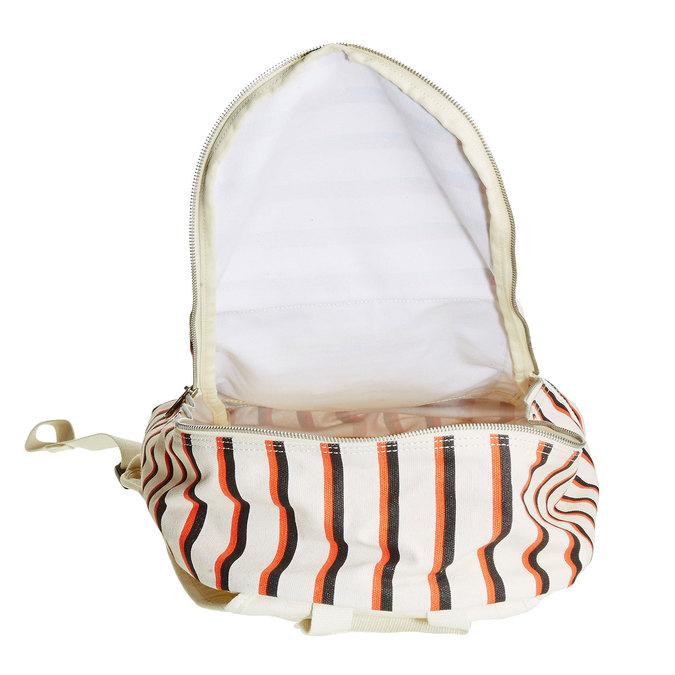 Plecak w paski converse, 969-0042 - 15