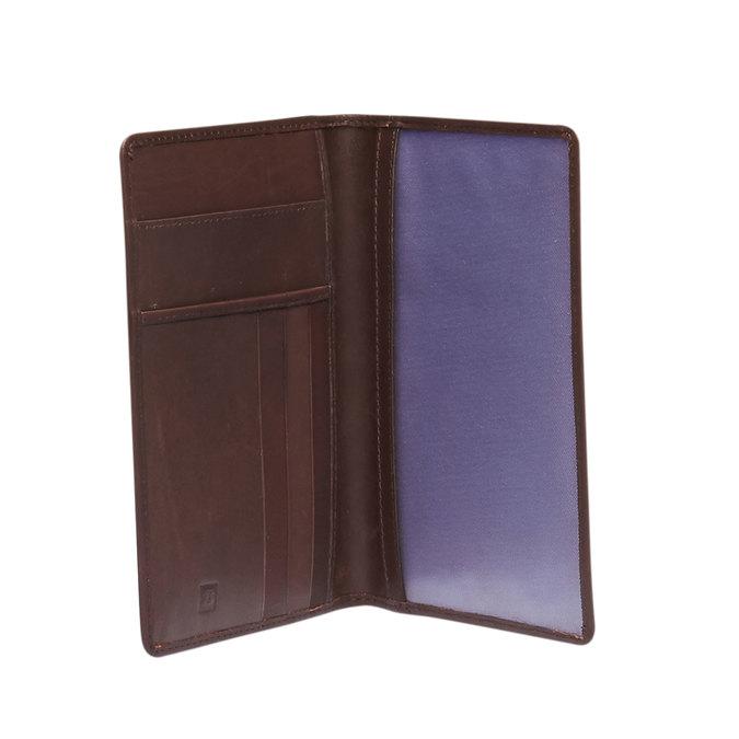 Skórzane etui na karty bata, brązowy, 944-4159 - 15