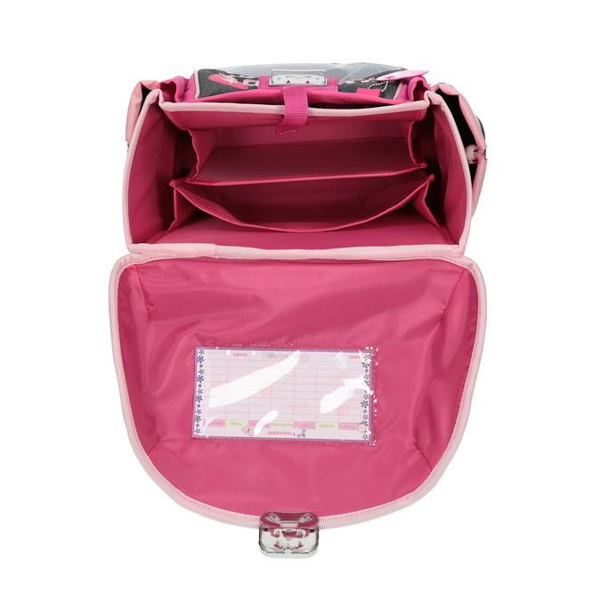Różowy plecak szkolny belmil, różowy, 969-9623 - 15