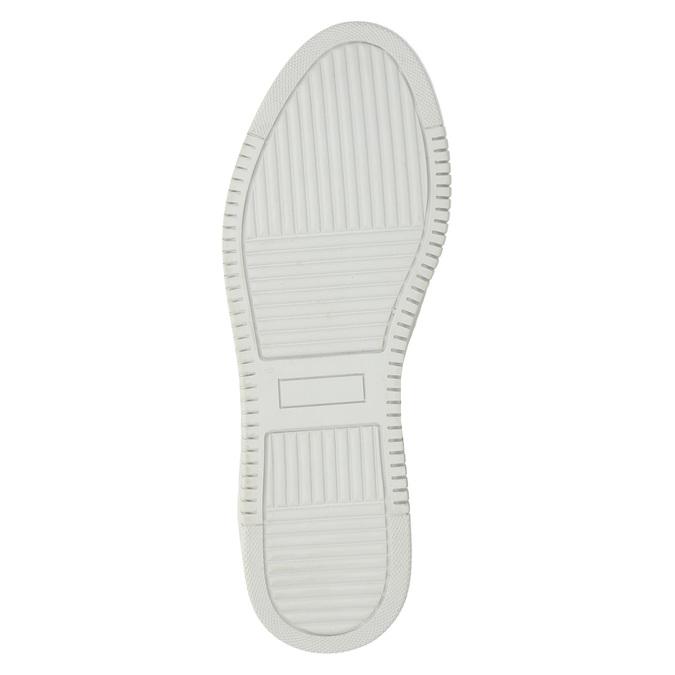 Damskie skórzane buty sportowe bata, różowy, 526-5612 - 26