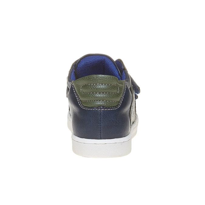 Granatowe trampki dziecięce mini-b, niebieski, 211-9152 - 17