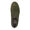 Zamszowe półbuty męskie rockport, zielony, 826-7007 - 19