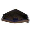 Kopertówka damska wkolorze niebieskim bata, niebieski, 961-9624 - 15