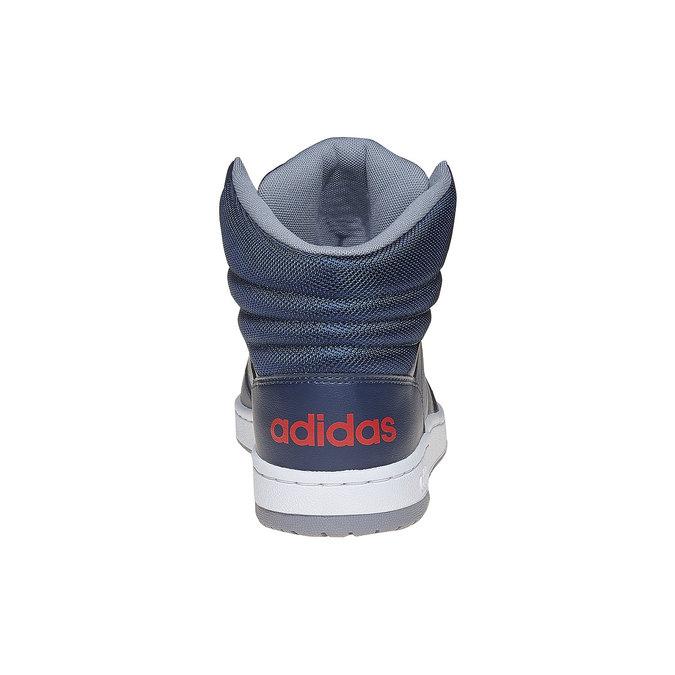 Męskie buty sportowe do kostki adidas, niebieski, 801-9240 - 17