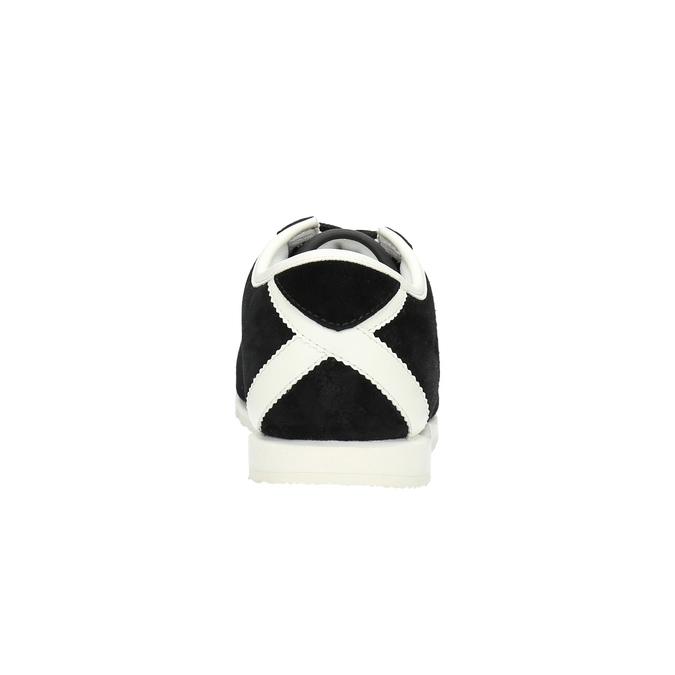 Czarne damskie buty sportowe le-coq-sportif, czarny, 503-6567 - 17