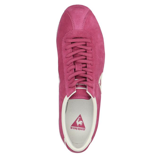 Damskie różowe buty sportowe le-coq-sportif, różowy, 503-5567 - 19